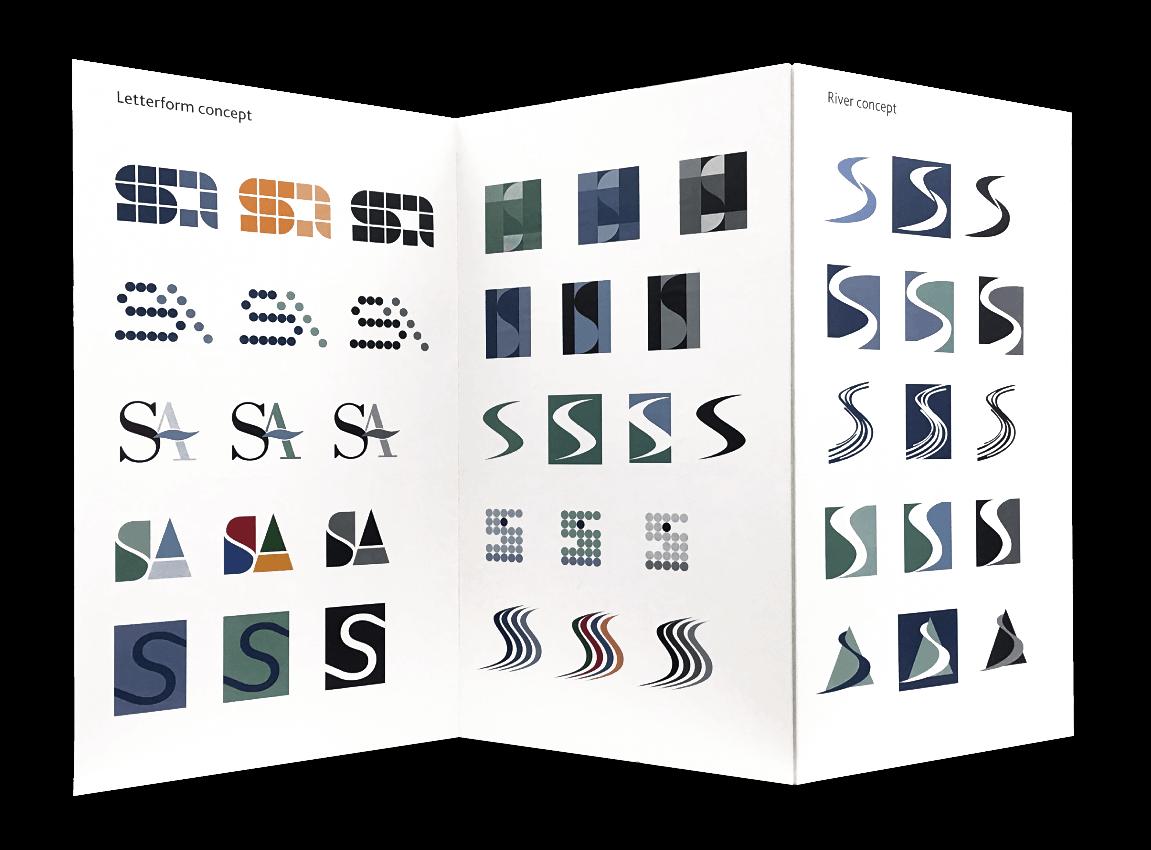 School Logo Design Presentation