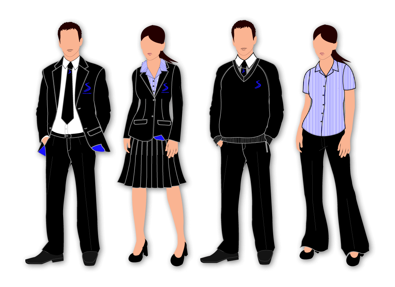 Strood Academy School Uniform Design