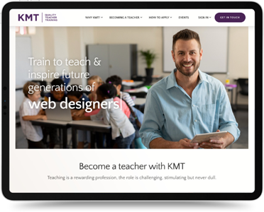 KMT Website Design