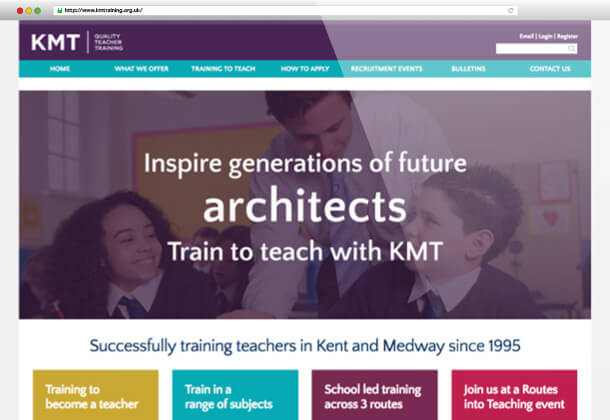 Education Website Design