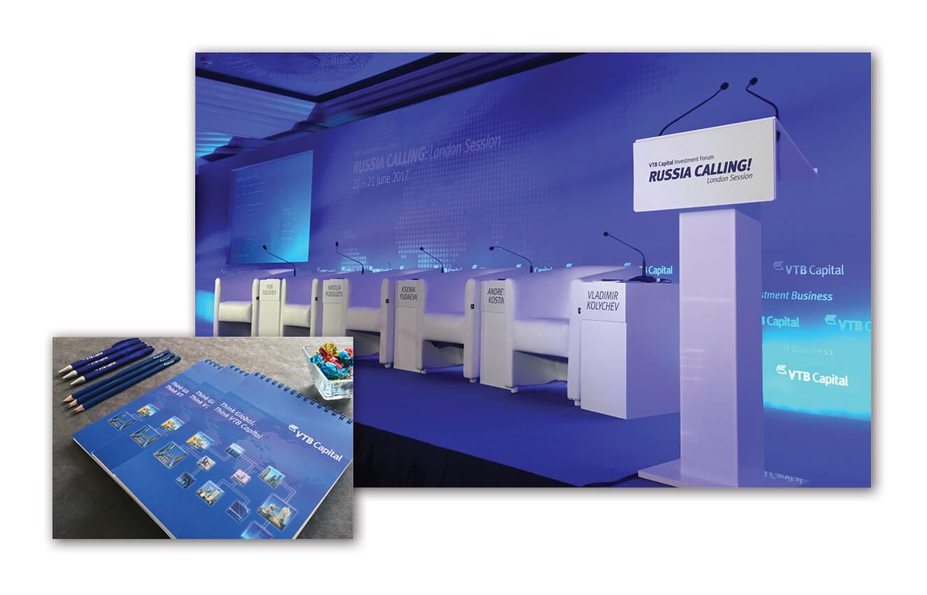 Investment Bank Exhibition Design