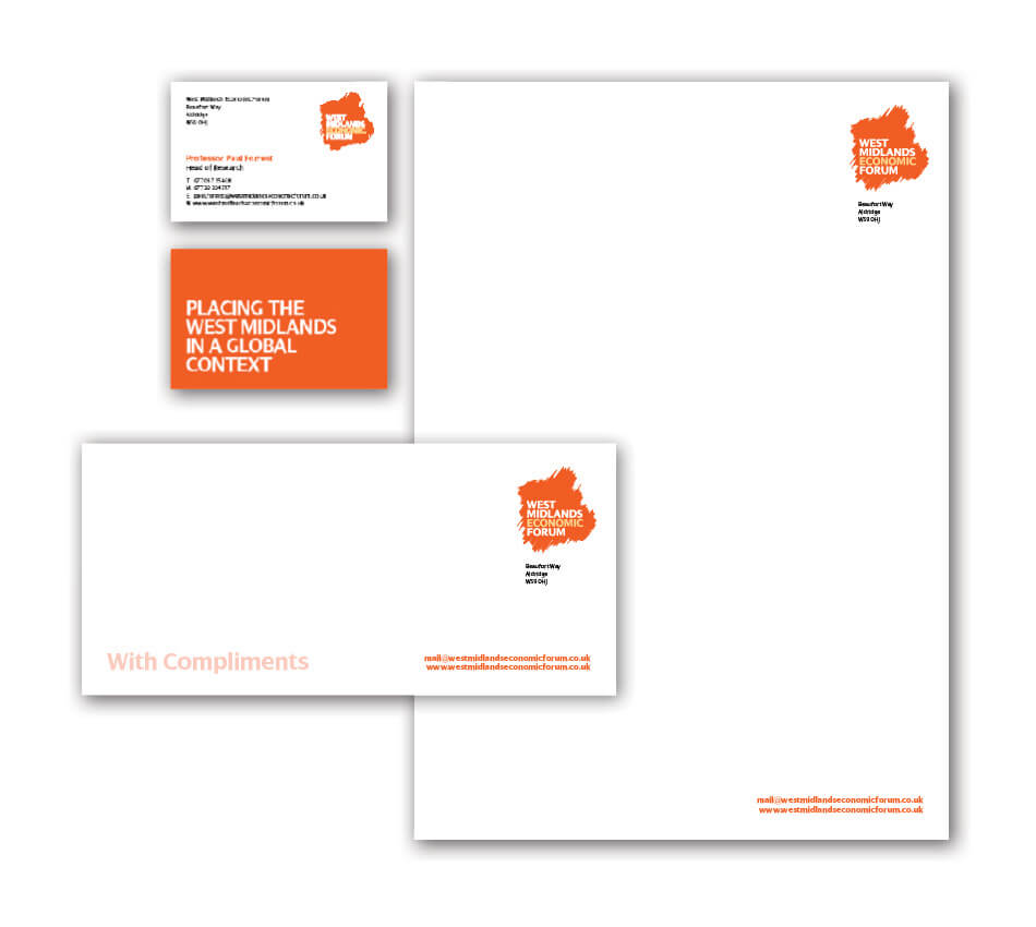 Corporate Stationery Design