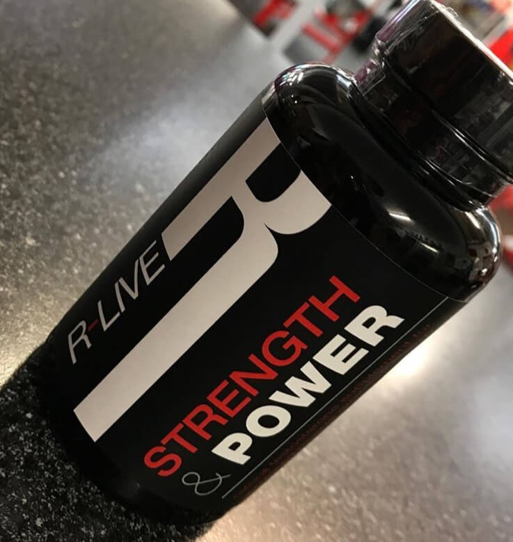 R-Live Strength & Power