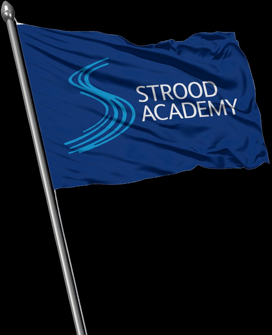 Strood Academy School Flag