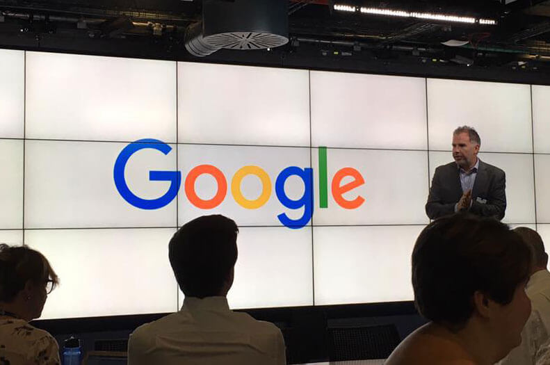 Google - shaping the future of technology in education