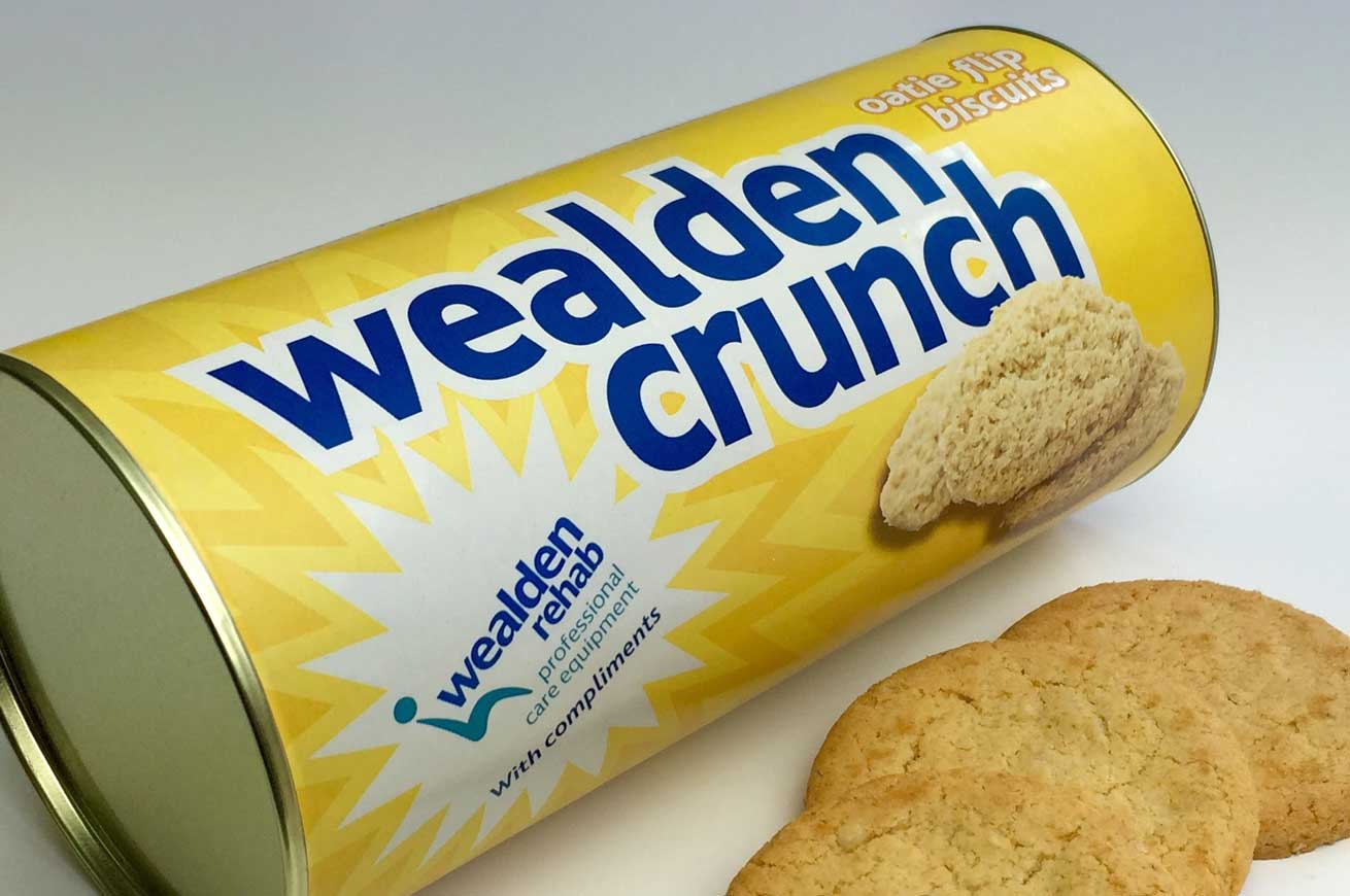 Packaging design that takes the biscuit!