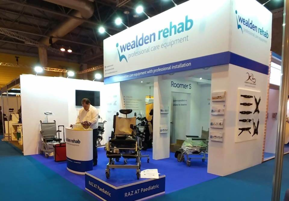 Making a stand with WealdenRehab